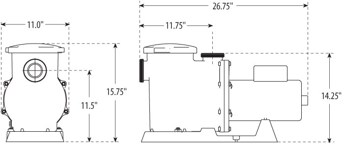SVL56 – High Flow – 56 Frame